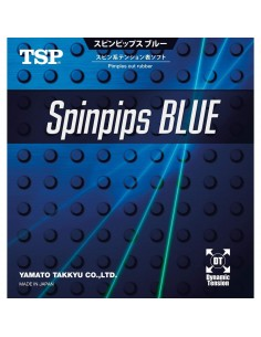 Goma TSP Spinpips Blue