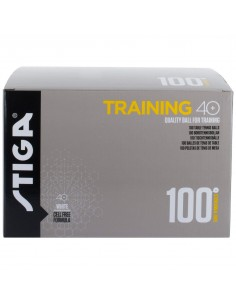 Pelotas Stiga Training ABS 40+ pack 100
