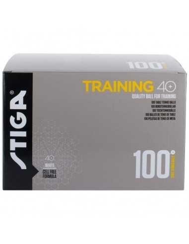 Balls Stiga Treining ABS 40+ pack 100
