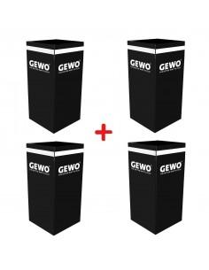 Handtuchhalter GEWO towelbox PACK X4