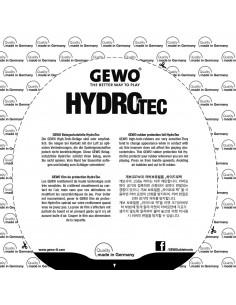 Feuille de protection GEWO HydroTec