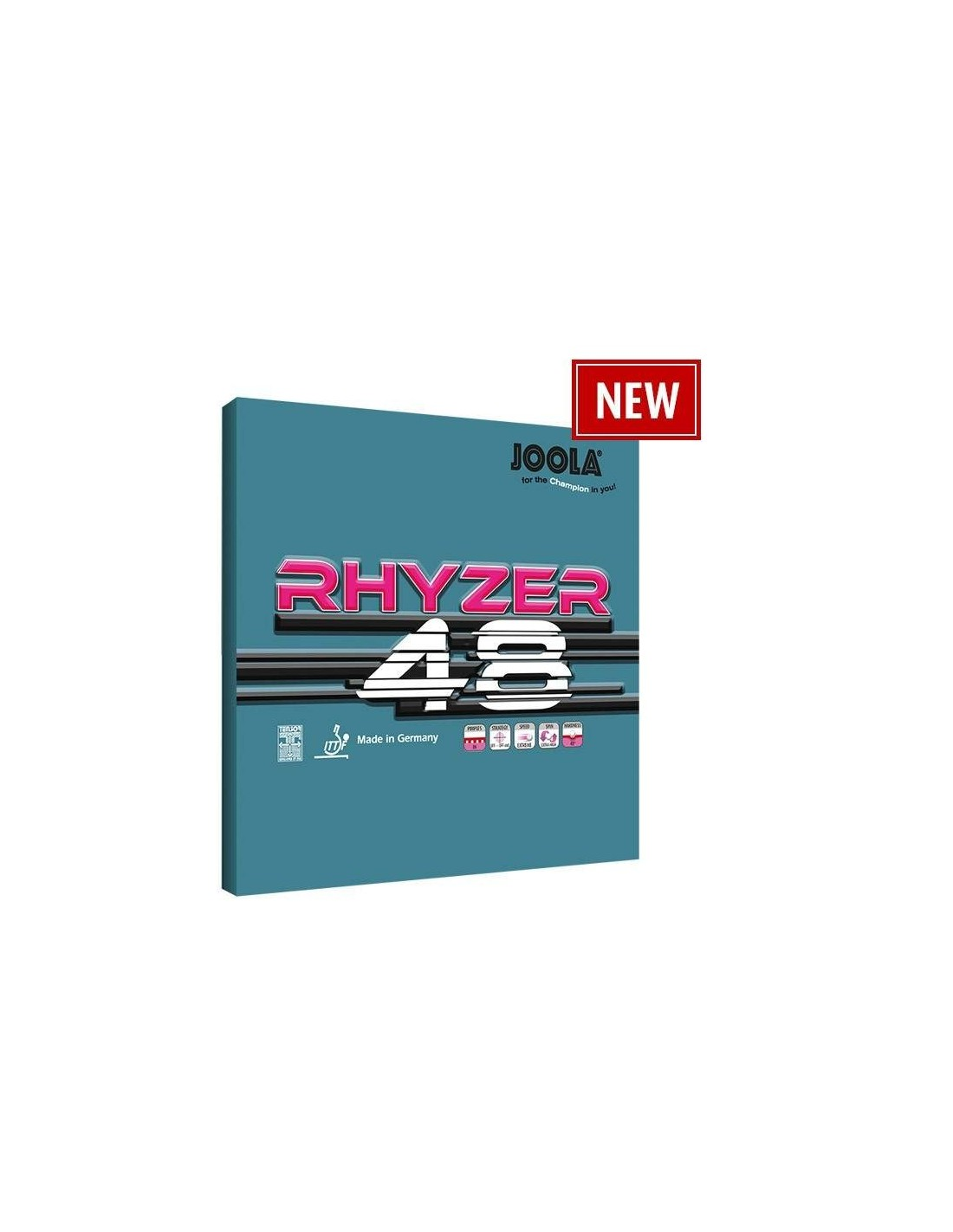 belag joola rhyzer 48 tischtennis beläge