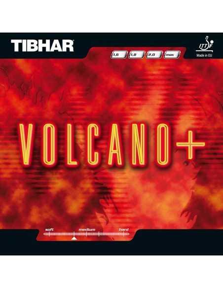 Rubber Tibhar Volcano +