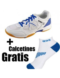 Zapatillas GEWO Smash S.A.S + Calcetines Regalo