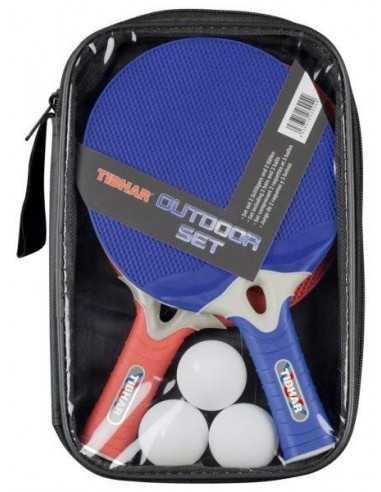 Tibhar  Set raquetas de Exterior