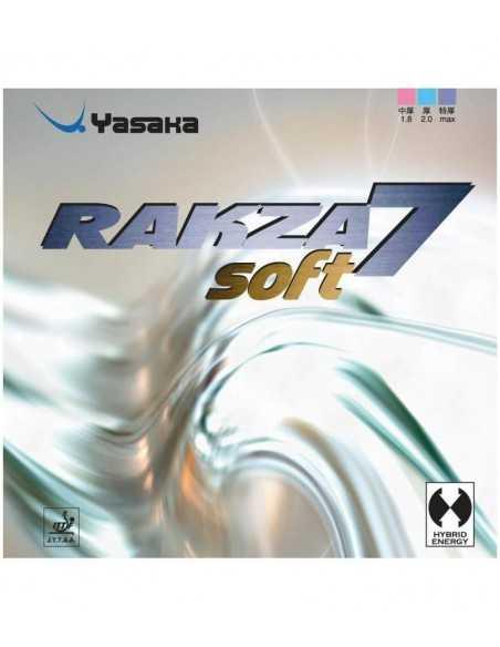 Rubber Yasaka Rakza 7 Soft