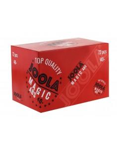 Balle Joola Magic ABS pack 72