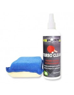 Kit Borracha de limpeza VSport Turbo Cleaner 250ml