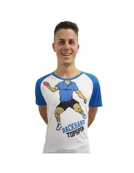 Camiseta Backhand Topspin