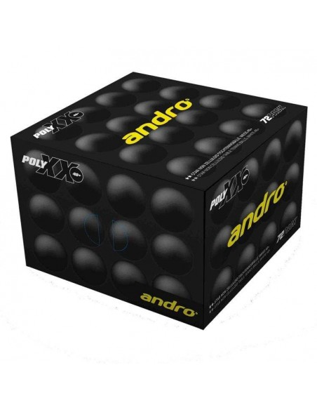 Ball Andro Poly XX 40+ Training pack 72
