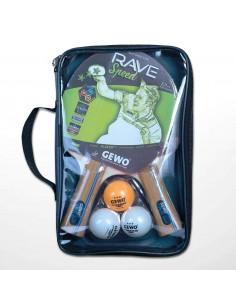 Set raquettes GEWO Rave Speed