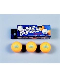 Balle Joola Super *** 40, (boîte de 3)