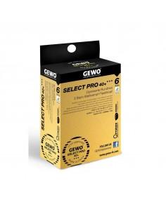 Pelotas GEWO Select Pro 40+ *** ABS Pack 6