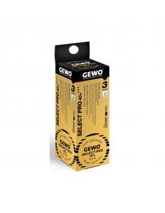 Pelotas GEWO Select Pro 40+ *** ABS Pack 3