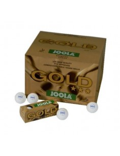 Ball Joola GOLD *** 40, (120er Pack)