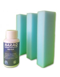 Barniz NARAQ Lacquer Protection Pro Plus 50ml