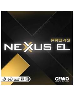 Borracha Gewo Nexxus EL Pro 43