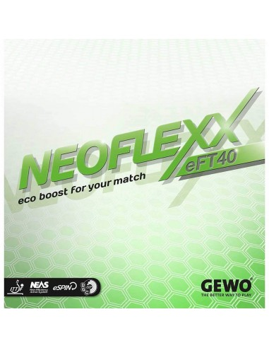 Rubber Gewo Neoflexx eFT 40