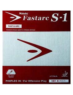 Nittaku rubber Fastarc S-1