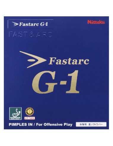 Nittaku rubber Fastarc G-1