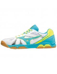 zapatos de tenis de mesa asics