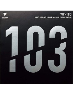 Rubber VICTAS VO 103