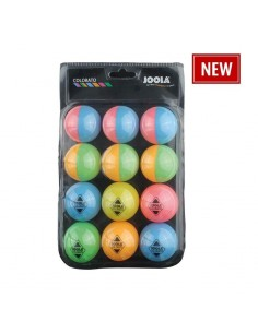 Pelota Joola Colorato ballset Pack 12
