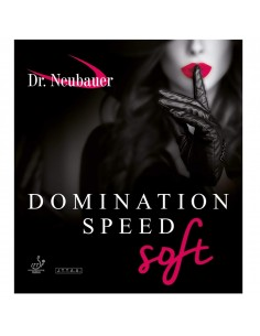 Borracha Dr. Neubauer Domination Speed 2 Soft
