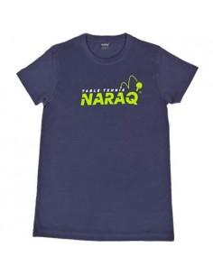 NARAQ T-Shirt Logo navy