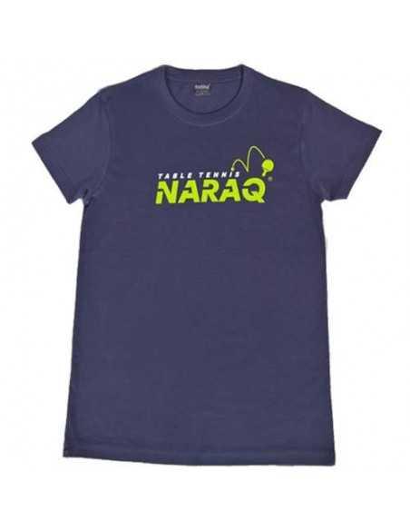 Camiseta NARAQ Logo navy