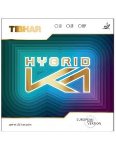 Revêtement Tibhar Hybrid K1 European Versión