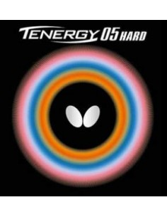 Borracha Butterfly Tenergy 05 HARD