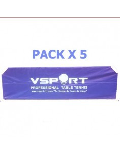Séparations VSport Fullcover Nylon 2,33m. Pack X5