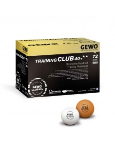 Balle GEWO Training Club 40+ 2** PACK 72