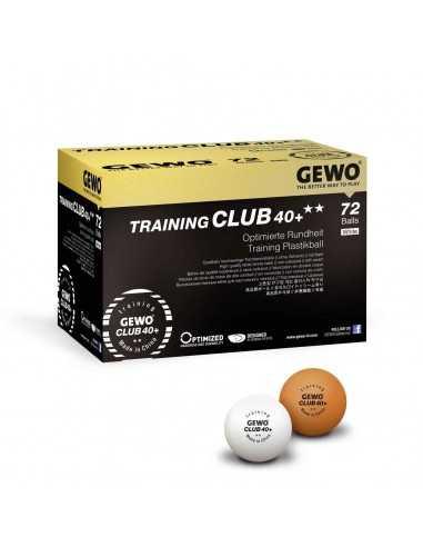 Bolas GEWO Training Club 40+ 2** PACK 72