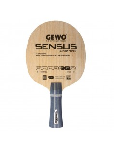 Gewo blade Sensus Carbo Touch
