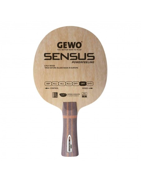 Madera Gewo Sensus Powerfeeling