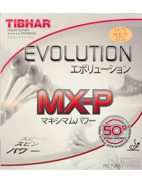 Goma Tibhar Evolution MX-P 50°