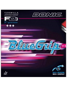 Donic borracha Blue Grip V1