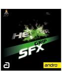 Revêtement Andro Hexer Grip SFX