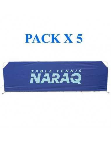 Surrounds Fullcover NARAQ Nylon 2,33m. Pack X5
