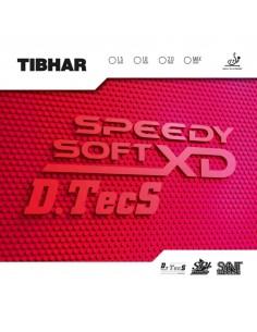 Revêtement Tibhar Speedy Soft XD D.Tecs