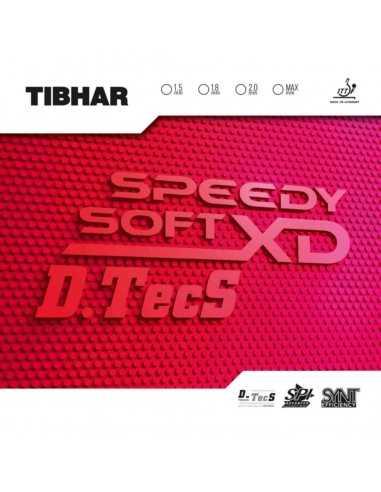 Rubber Tibhar Speedy Soft XD D.Tecs