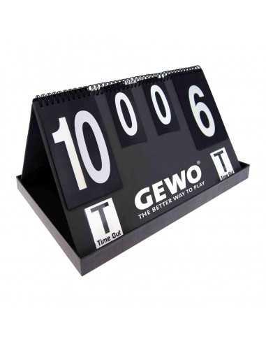 Gewo Scoreboard Compact Time Out