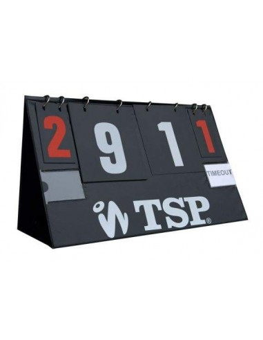 TSP Score Counter