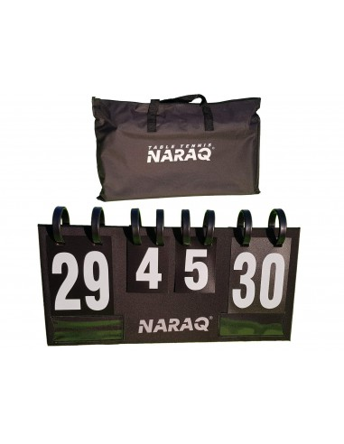 NARAQ Scorer COMPACT with cover