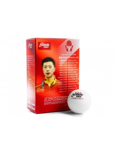 Pelotas DHS D40+ 3*** World Tour T.T. Pack 6 (seam)