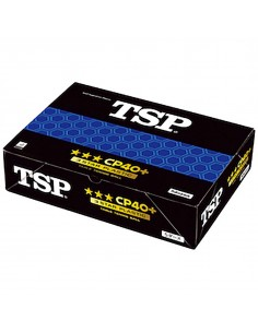 Plastic Ball TSP CP40+ 3*** pack 60