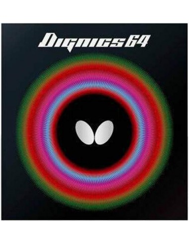 Butterfly rubber Dignics 64