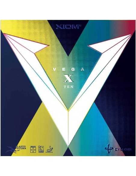 Rubber Xiom Vega X